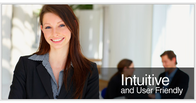 Intuitive - User Friendly